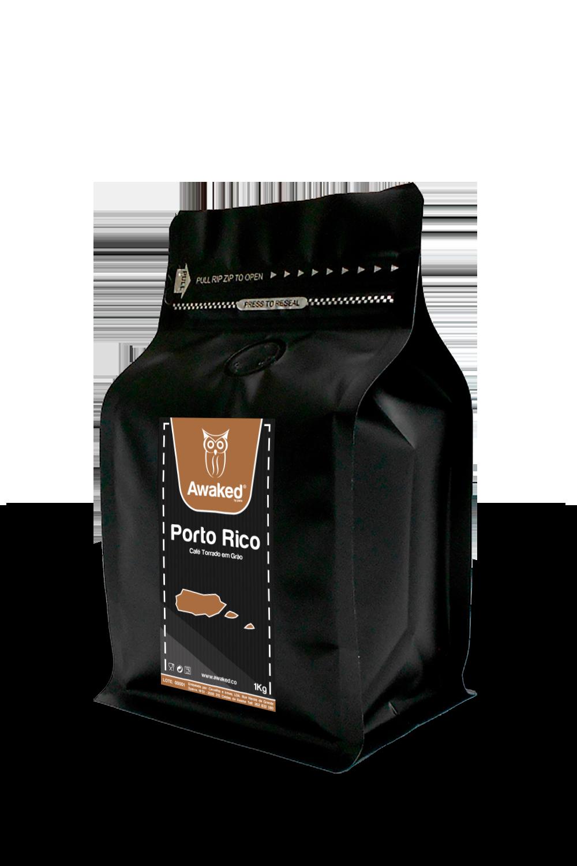 Puerto Rico Coffee